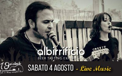 19 O'Clock – Acoustic Duo Live Music!