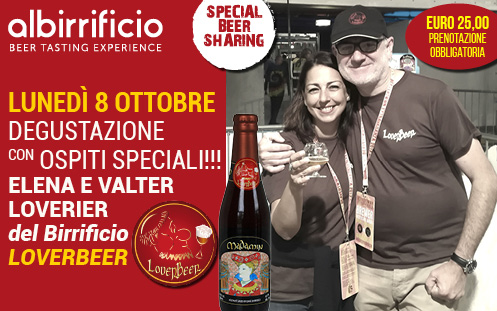 Special Beer Sharing con Loverbeer!