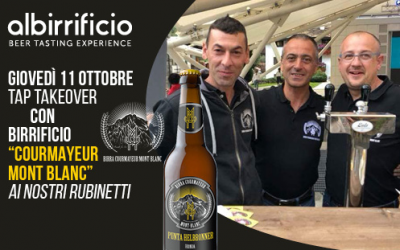 Courmayeur Mont-Blanc Tap Takeover